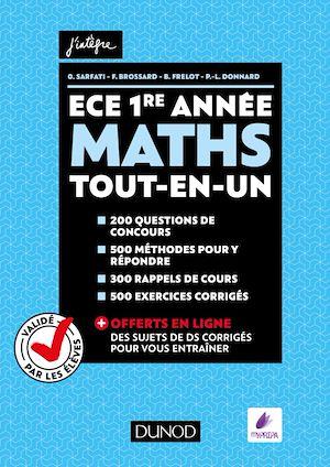 Téléchargez le livre :  Maths ECE 1re année