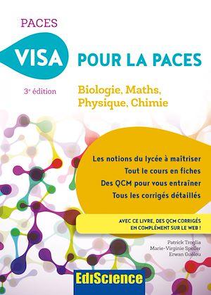 Téléchargez le livre :  Visa pour la PACES - 3e éd.