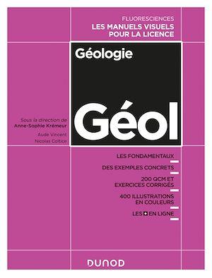 Téléchargez le livre :  Géologie