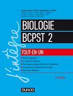 Télécharger le livre :  Biologie BCPST 2 - Tout-en-un - 4e éd.