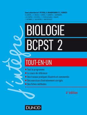 Téléchargez le livre :  Biologie BCPST 2 - Tout-en-un - 4e éd.
