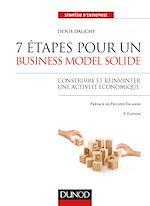 Télécharger le livre :  7 étapes pour un business model solide - 3e éd.