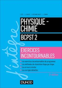 Physique-Chimie BCPST 2