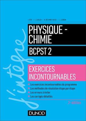 Téléchargez le livre :  Physique-Chimie BCPST 2