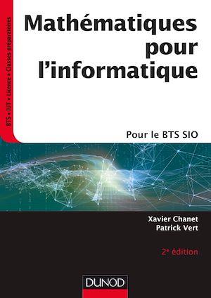 Téléchargez le livre :  Mathématiques pour l'informatique - 2e ed.