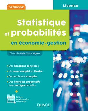 Téléchargez le livre :  Statistique et probabilités en économie-gestion