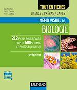 Télécharger le livre :  Mémo visuel de biologie - 4e éd