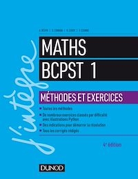 Maths BCPST 1 Méthodes et Exercices
