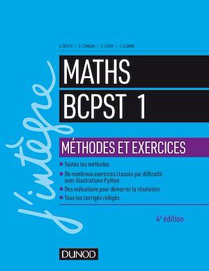 Téléchargez le livre :  Maths BCPST 1 Méthodes et Exercices