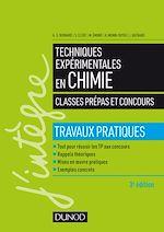 Télécharger le livre :  Techniques expérimentales en chimie - Classes prépas et concours