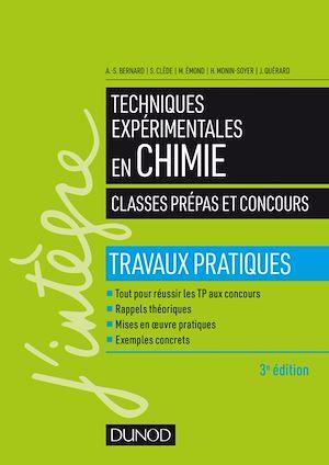 Téléchargez le livre :  Techniques expérimentales en chimie - Classes prépas et concours