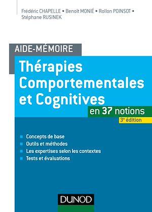 Téléchargez le livre :  Aide-mémoire - Thérapies comportementales et cognitives