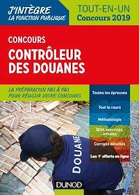 Concours Contrôleur des douanes 2019