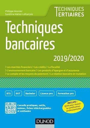 Téléchargez le livre :  Techniques bancaires 2019-2020