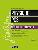Télécharger le livre :  Physique Méthodes et exercices PCSI - 3e éd.