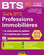 Télécharger le livre :  Tout le BTS Professions immobilières - 2018/2019