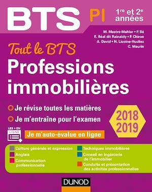 Téléchargez le livre :  Tout le BTS Professions immobilières - 2018/2019