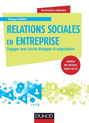 Téléchargez le livre :  Relations sociales en entreprise