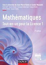 Télécharger le livre :  Mathématiques Tout-en-un pour la Licence 1 - 3e éd