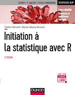 Télécharger le livre :  Initiation à la statistique avec R - 3e éd.