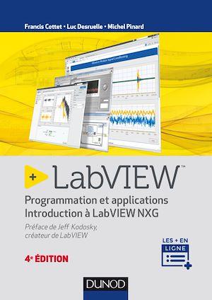 Téléchargez le livre :  LabVIEW - 4e éd