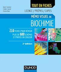 Mémo visuel de biochimie - 2e éd.