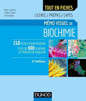 Téléchargez le livre :  Mémo visuel de biochimie - 2e éd.
