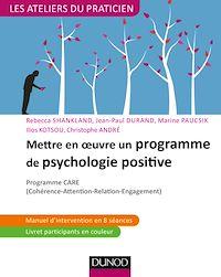 Mettre en oeuvre un programme de psychologie positive