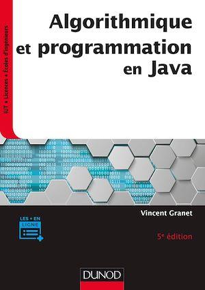 Téléchargez le livre :  Algorithmique et programmation en Java - 5e éd.