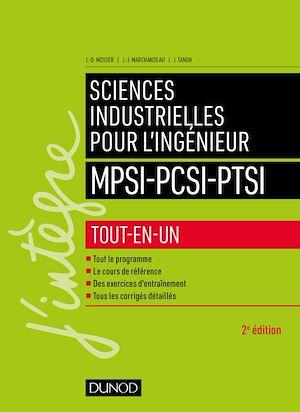 Téléchargez le livre :  Sciences industrielles pour l'ingénieur MPSI-PCSI-PTSI - 2e éd.