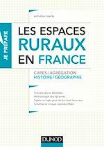 Télécharger le livre :  Les espaces ruraux en France