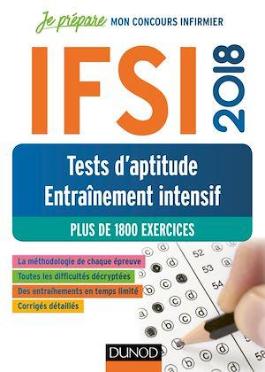 Téléchargez le livre :  IFSI 2018 Tests d'aptitude - Entraînement intensif