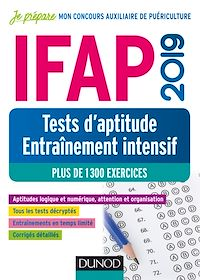 IFAP 2019 - Tests d'aptitude - Entraînement intensif