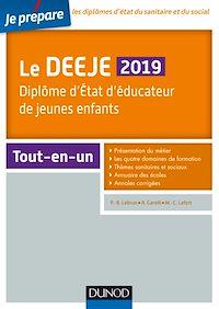 Télécharger le livre : Le DEEJE 2019 - Diplôme d'État d'éducateur de jeunes enfants