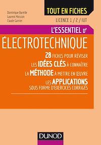 Télécharger le livre : Electrotechnique - Licence 1 / 2 / IUT