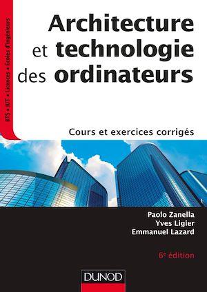 Téléchargez le livre :  Architecture et technologie des ordinateurs - 6e éd.