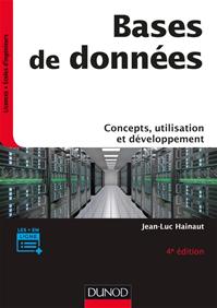 Télécharger le livre : Bases de données - 4e éd.