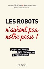 Télécharger le livre :  Les robots n'auront pas notre peau !