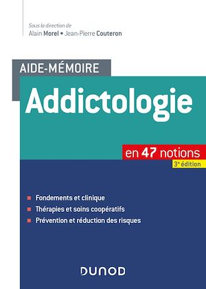 Téléchargez le livre :  Aide-mémoire - Addictologie