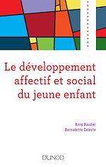 Télécharger le livre :  Le développement affectif et social du jeune enfant