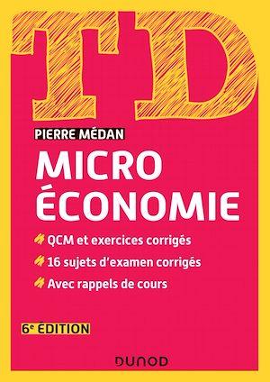 Téléchargez le livre :  TD Microéconomie - 6e éd.