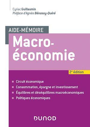 Téléchargez le livre :  Aide-mémoire - Macroéconomie - 2e éd.