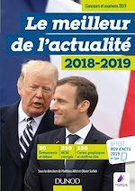 Télécharger le livre :  Le meilleur de l'actualité 2018-2019 - Concours et examens 2019