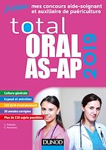 Télécharger le livre :  TOTAL ORAL AS-AP 2019 - Concours Aide-soignant et Auxiliaire de puériculture