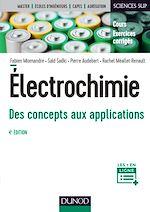 Télécharger le livre :  Électrochimie - 4e éd.
