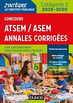 Télécharger le livre :  Concours ATSEM/ASEM