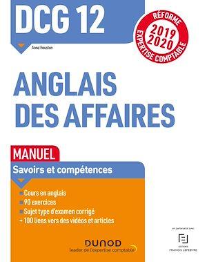 Téléchargez le livre :  DCG 12 Anglais des affaires - Manuel