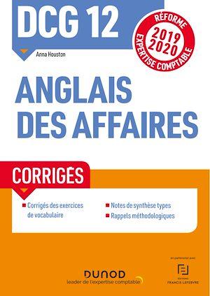 Téléchargez le livre :  DCG 12 Anglais des affaires - Corrigés