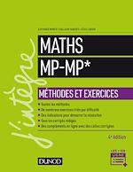Télécharger le livre :  Maths Méthodes et Exercices MP - 4e éd.