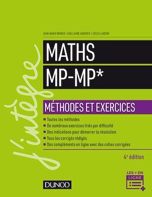 Téléchargez le livre :  Maths Méthodes et Exercices MP - 4e éd.